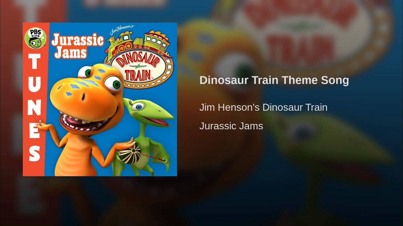 Dinosaur Train Theme Song - YouTube