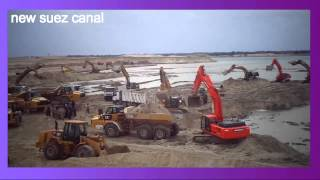 New Suez Canal Archive Drilling in the northern sector in the January 13, 2015