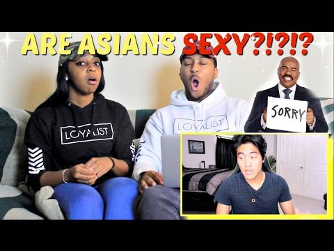 "Thumbnail: Nigahiga ""Can Asians Be Sexy?"" REACTION!!!"