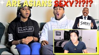 """Nigahiga """"Can Asians Be Sexy?"""" REACTION!!!"""