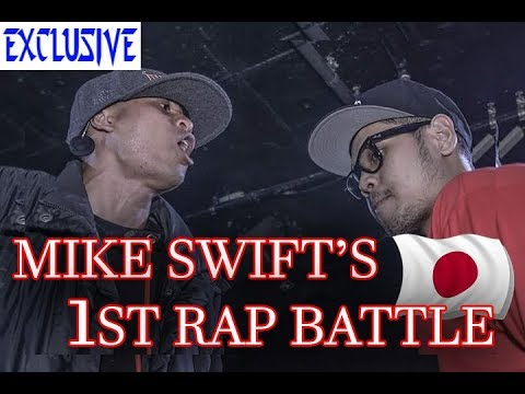 Mike Swift talks about his 'first' rap battle in Japan (The PoliTikalon Blog TV Exclusive) ᴴᴰ