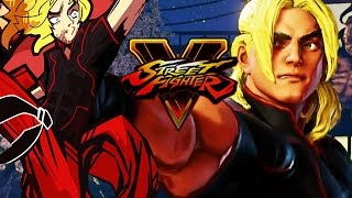 THE NEW KEN: Max Plays Street Fighter 5 - Impressions/Gameplay