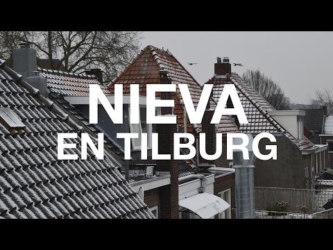 NIEVA EN TILBURG || Erasmus | Alexpress