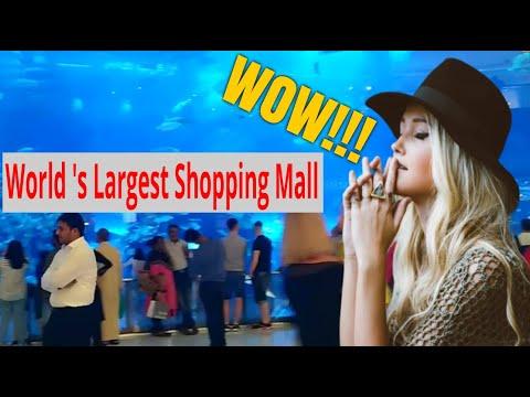 Dubai Mall World 's Largest Shopping Mall 2020 || Twist Voice
