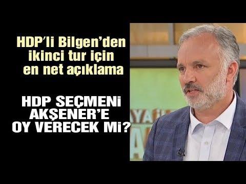 SON DAKİKA! HDP: İkinci Tura İnce Kalırsa İnce'ye, Akşener Kalırsa Akşener'e Oy Vereceğiz''