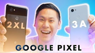 GOOGLE PIXEL 3A XL vs Pixel 2 XL: Which is the Better Value? (Dual Review)