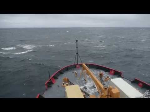 Chukchi High Seas 17 Aug 2015