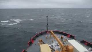 Chukchi High Seas 17 Aug 2015