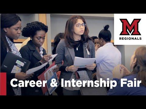 Miami Regionals Career & Internship Fair