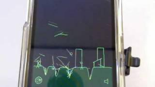 Meteor Smash 2012-iPhoneアプリ紹介 / iPhone5動画解説