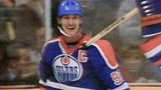 Memories: Gretzky tallies his 200th point of the year
