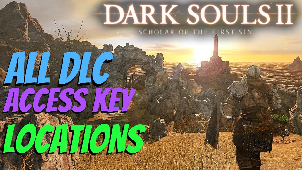 Dark souls scholar of the first sin all dlc access key