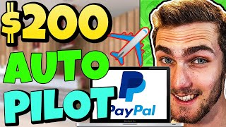 Earn $200.00 Per Day On Autopilot (BIG TRAFFIC Method – Free Clickbank Money 2020)