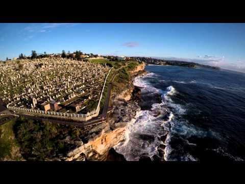 A Tomb with a View - Waverley Cemetery & Cliffs (4K Ultra HD)