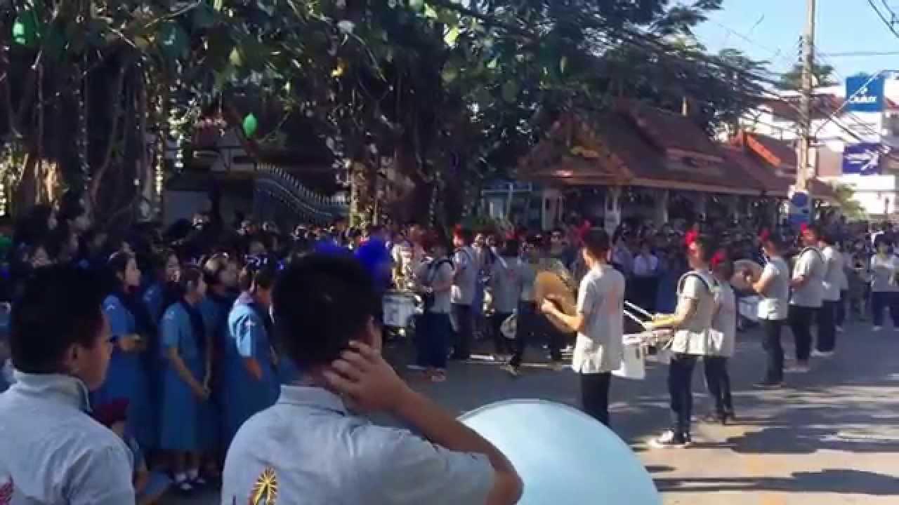 Download BWS BAND Bunyawat Witthayalai School Marching band 2014