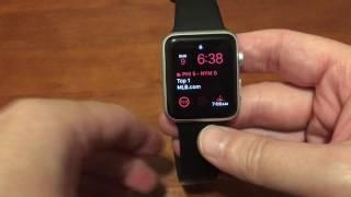 Multicolor modular Apple Watch face!