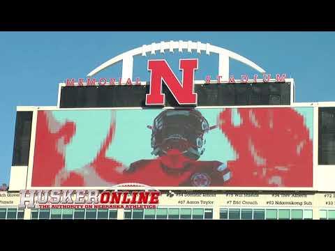 HOL HD: Nebraska Tunnel Walk vs. Bethune-Cookman