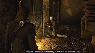 Red Dead Redemption 2 - Secret Vampire Boss Easter Egg (RDR2) PS4 Pro