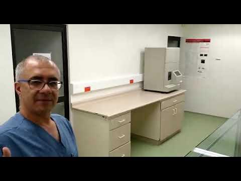 Así es el laboratorio de La UTP que hará pruebas de Covid-19