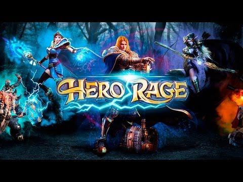 hero rage игра браузерная