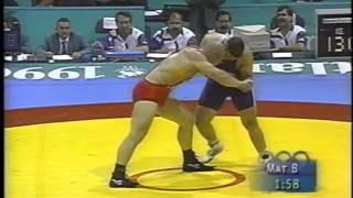 Александр Карелин - Омран Айар (Атланта 1996)