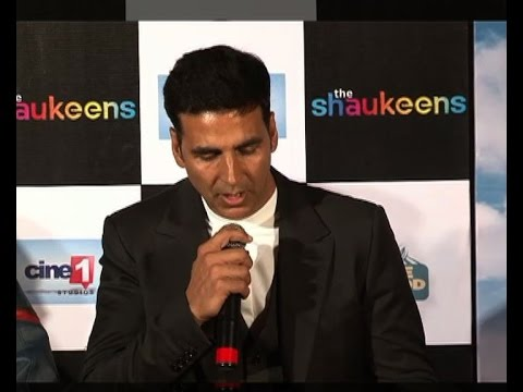 I had no money to join acting school: Emotional Akshay Kumar