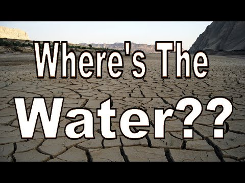 Where's The Water??