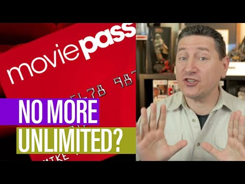 Did Moviepass Just Quietly Eliminate Their Unlimited Movies Plan?