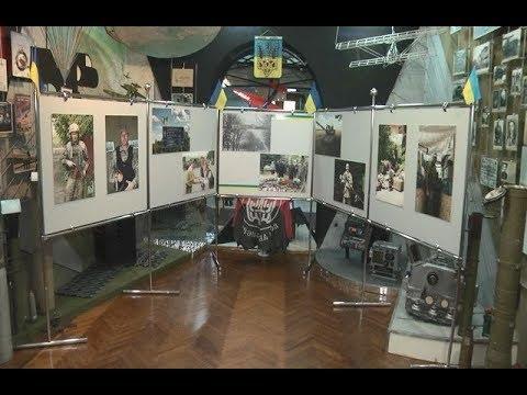 mistotvpoltava: Музей авіації та космонавтики – фотовиставка «На рубежах мужності»