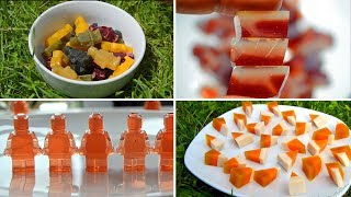 How to Make Healthy Jelly Sweets (Vegan)