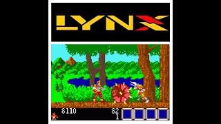 Atari Lynx - Rygar