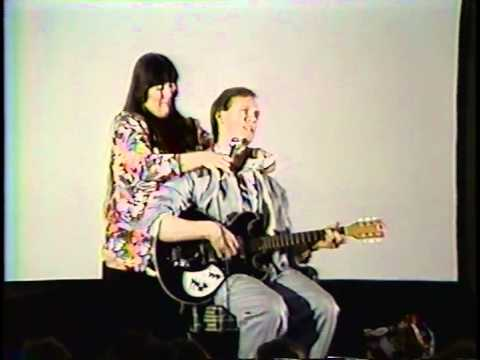 Peter Davison '86 DixieTrek Singing Officer McKirk
