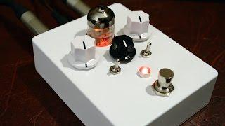 Собираем гитарный ламповый овердрайв - White Horse Overdrive