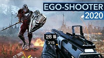 Diese Ego-Shooter kommen 2020 raus - hoffentlich!