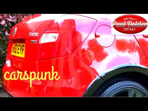 Carspunk and Detailers passion demo