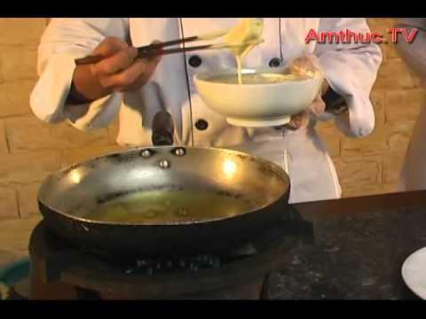 Sườn chiên sốt chua ngọt (Vào bếp cùng Sao - Số 10) - amthuc.tv - tapchiamthuc.vn