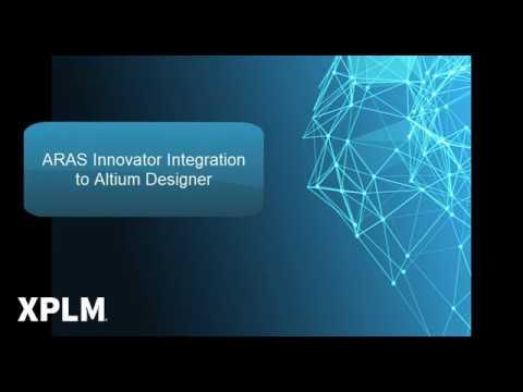 XPLM · Aras Innovator integration for Altium Designer