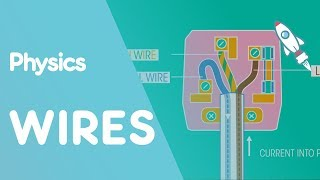 Wires | Electricity | Physics  for All | FuseSchool