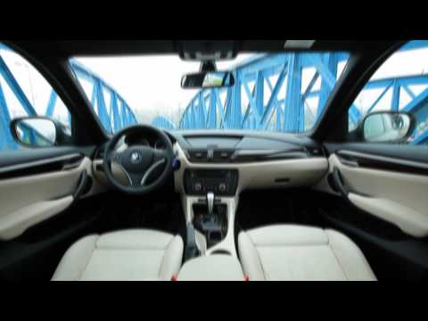 In garajul nostru: BMW X1