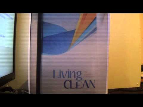 Living Clean The Journey Continues Chap 1 Narcotics Anonymous