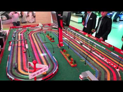 Slot Car Artemus Evenement