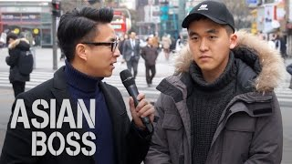 What Koreans Think of America and China | ASIAN BOSS
