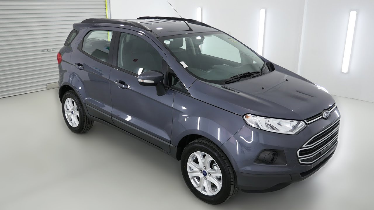 Image Result For Ford Ecosport Trend Plus