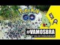 6ºDIA DA COMUNIDADE - LARVITAR | #VAMOSBRA | POKEMON GO