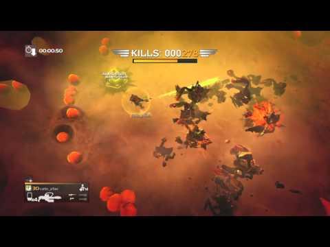 Helldivers: Retaliatory Strike Solo (Bugs, Helldive difficulty)