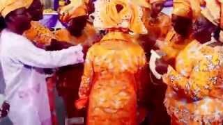 Divine Multimedia International Presents The Jelenke king Delighting The Celebrant & Guests