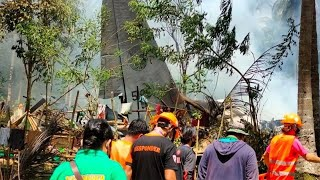 video: At least 29 dead in Philippines military plane crash