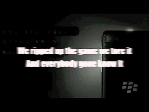 LIL E @BTBREPRESENTA - I Rep BlackBerry 10 Official Lyrics Video