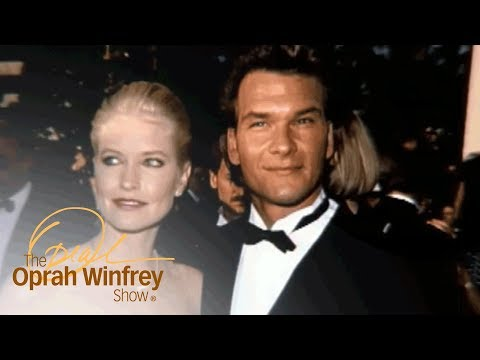Patrick Swayze's Secret to a Lasting Hollywood Marriage  The Oprah Winfrey   OWN