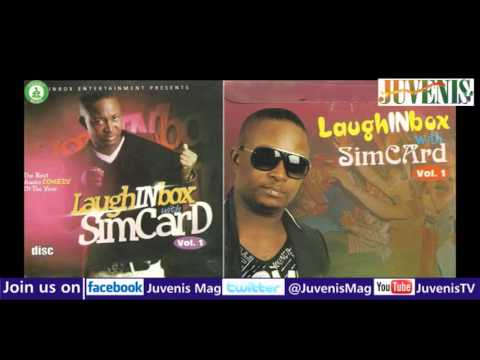 SIMCARD LAUGH INBOX Vol.1 (Nigerian Music & Entertainment)